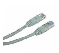 Cablexpert Патч-корд UTP PP12-10M кат.5e, 10м, литой, многожильный (серый)