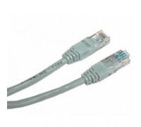 Cablexpert Патч-корд UTP PP12-20M кат.5e, 20м, литой, многожильный (серый)