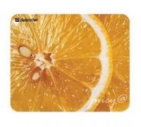 Defender Juicy sticker 50412 Коврик для мыши, Фрукты 220х180х0.4мм 4 вида