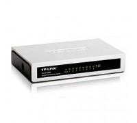 TP-Link TL-SF1008D 8-портовый 10/100 Мбит/с настольный коммутатор SMB