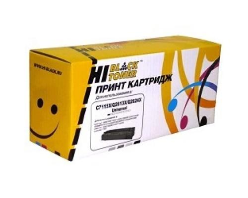 Hi-Black C7115A/Q2613A/Q2624A Картридж для HP LJ 1200/1300/1150 Univ c чипом, 2500 стр.