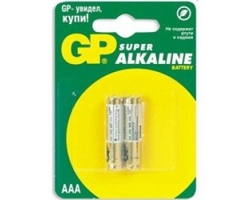 GP 24A-CR2 (2 шт. в уп-ке) 02902 (SUPER)