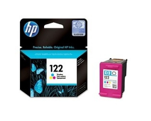 HP CH562HE Картридж №122, Color Deskjet 1050/2050/2050s, Color