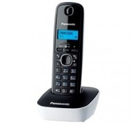 Panasonic KX-TG1611RUW (белый) АОН, Caller ID,12 мелодий звонка,подсветка дисплея,поиск трубки