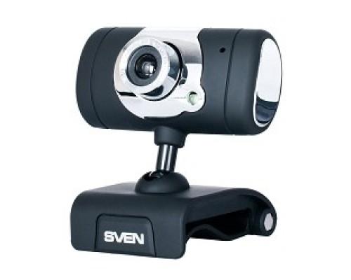 Web-камера SVEN IC-525 black-silver SV-0602IC525