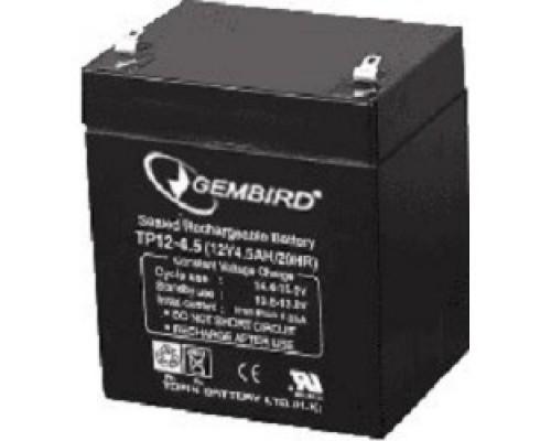 Gembird Аккумулятор для Источников Бесперебойного Питания BAT-12V4.5AH