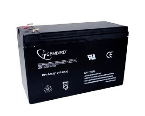 Gembird Аккумулятор для Источников Бесперебойного Питания BAT-12V9AH