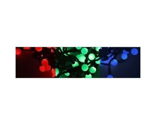 NEON-NIGHT (303-549) Гирлянда LED - шарики RGB O18 мм, 5 м