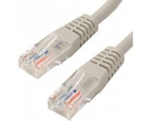 Telecom Патч-корд UTP кат.5е 10м серый NA102--10M