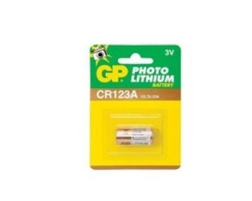 GP CR123AE-2CR1 10/450 (1 шт. в уп-ке) 03187