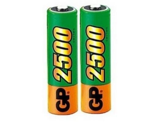 GP 250AAHC-2DECRC2 20/200 (2 шт. в уп-ке) аккумулятор
