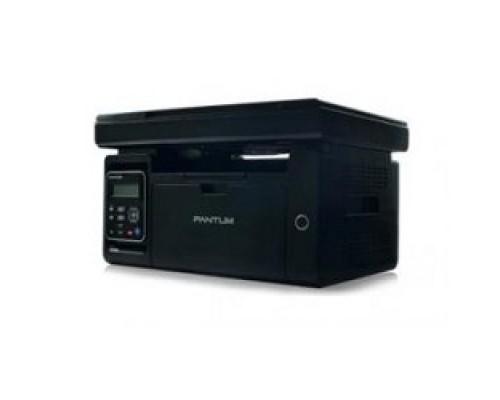 M6500 МФУ лазерное, монохромное, копир/принтер/сканер (цвет 24 бит), 22 стр/мин, 1200 x 1200 dpi, 128Мб RAM, лоток 150 стр, USB, черный корпус