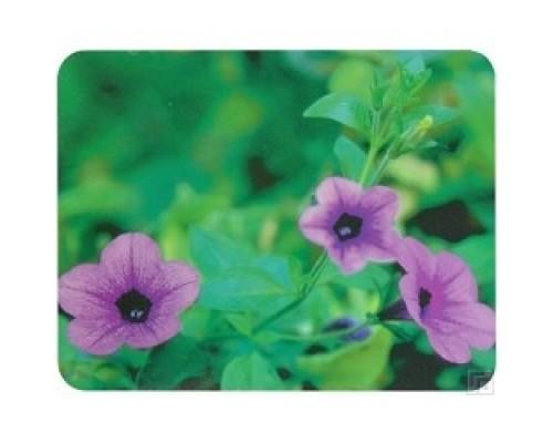 Коврик для мыши Buro BU-M20012 рисунок/цветы 510991