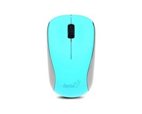 Мышь Genius NX-7000 Blue мышь оптическая, 1200 dpi, радио 2,4 Ггц, 1хАА, USB 31030109109