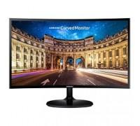 LCD Samsung 23.5 C24F390FHI черный VA LED 1920x1080 4мс 16:9 250cd 178/178 D-Sub HDMI VESA