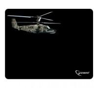 Коврик для мыши Gembird MP-GAME4 рисунок- вертолет-2, размеры 250*200*3мм