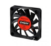 Exegate EX253944RUS Вентилятор ExeGate Mirage-S 60x60x10 подшипник скольжения, 3500 RPM, 26dB, 3pin
