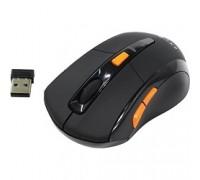 Oklick 585MW black optical (1600dpi) cordless USB (6but) 351687
