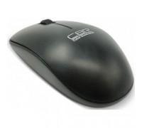 CBR CM 410 Black, беспроводная, оптическая, 2,4 ГГц, 1000 dpi, 3 кнопки и колесо прокрутки, выключатель питания, цвет чёрный