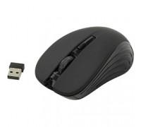 Oklick 545MW черный/черный оптическая (1600dpi) беспроводная USB (4but) 368626