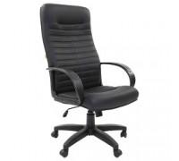 Офисное кресло Chairman 480 LT Россия экопремиум черный (7000191)
