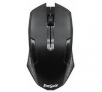 Exegate EX264097RUS Мышь Exegate SH-9025L <black, optical, 3btn/scroll, 1000dpi, USB, шнур 2м>, Color box