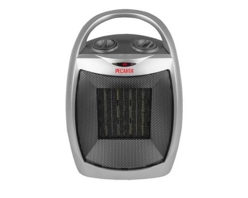 Ресанта ТВК-1 67/2/3 Тепловентилятор керамический керамический, вентилятор/900/1800 Вт, защита от перегрева