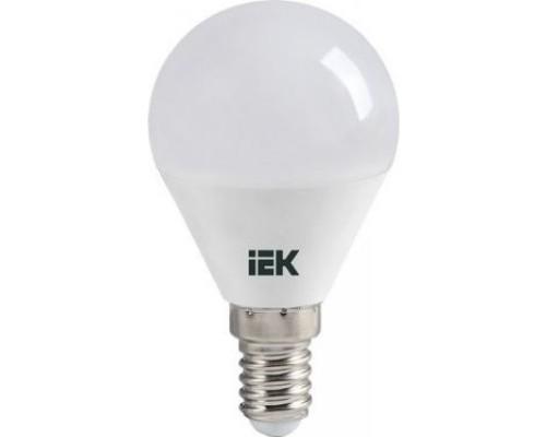 Iek LLE-G45-7-230-40-E14 Лампа светодиодная ECO G45 шар 7Вт 230В 4000К E14 IEK