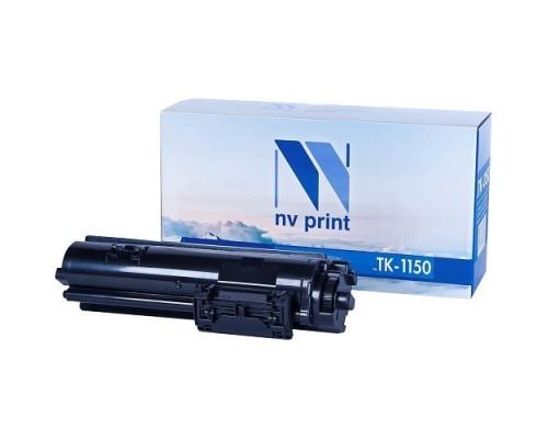 NV Print TK-1150 Тонер-картридж для Kyocera ECOSYS P2235d/P2235dn/P2235dw/M2135dn/M2635dn/M2635dw/M2735dw (3000k) С ЧИПОМ