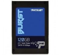 Patriot SSD 120Gb Burst PBU120GS25SSDR SATA 3.0
