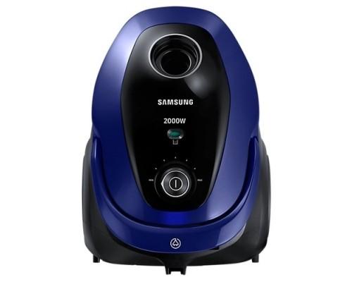 Samsung VC20M251AWB , мешок/циклонный фильтр, 2000 Вт, синий