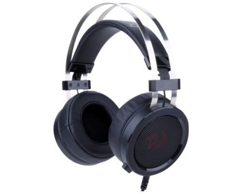 Defender Scylla черный+красный, кабель 2 м Redragon 75064