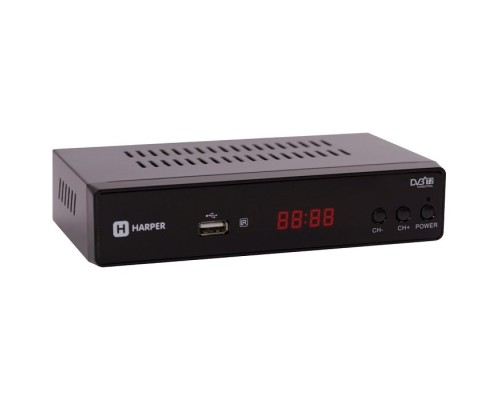 HARPER HDT2-5010 MStar MSD7T01; Тюнер: Rafael R836; Разрешение видео: 480i, 480p, 576i, 576p, 720p, 1080i, Full HD 1080p
