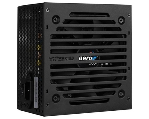 Aerocool 750W VX-750 PLUS (24+4+4pin) 120mm fan 3xSATA RTL