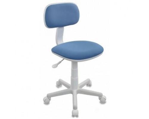 Кресло детское Бюрократ CH-W201NX/26-24 голубой 26-24 477004