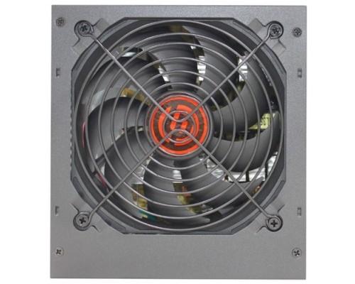Ginzzu CB550 12CM black,24+4p,PCI-E(6+2), 4*SATA,3*IDE,оплетка MB, кабель питания