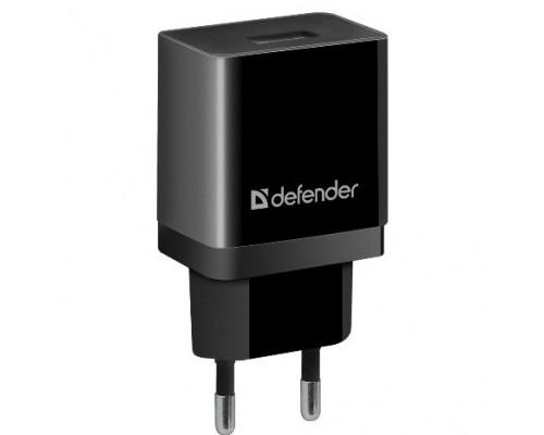 Defender Сетевой адаптер 1xUSB,5V/2.1А, кабель micro-USB (UPC-11) (83556)