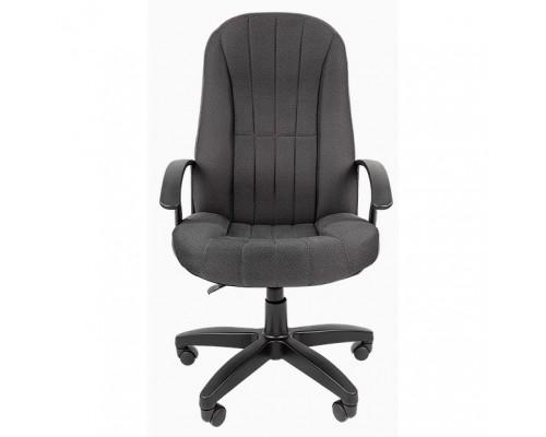 Офисное кресло Стандарт СТ-85 Россия ткань 15-13 серый (7033380)