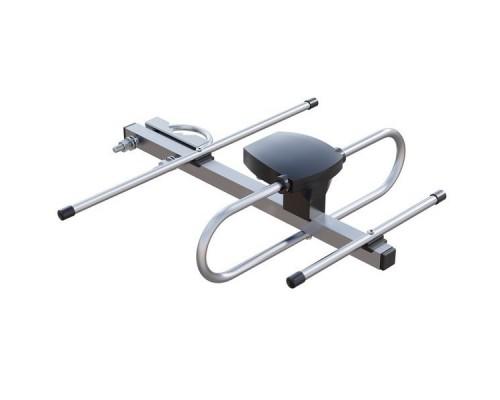 Perfeo ТВ антенна ПУЛЬСАР, активная, USB инжектор, (PF_B4230(BAS-1153USB)