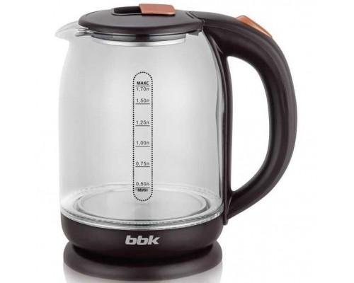 BBK EK1727G (BR) Чайник электрический коричневый