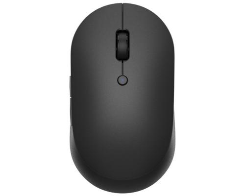 Xiaomi Mi Dual Mode Wireless Mouse Silent Edition (Black) Беспроводная мышь HLK4041GL