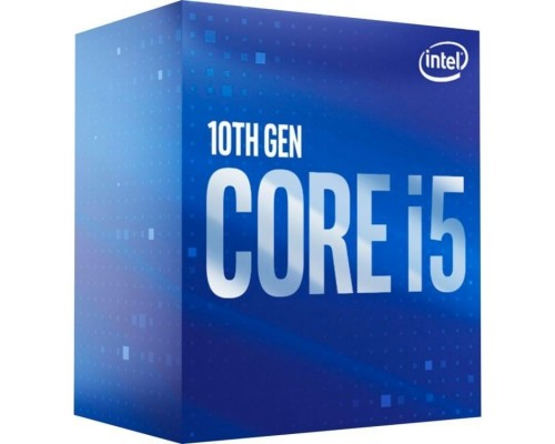 CPU Intel Core i5-10400F Comet Lake BOX
