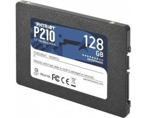 Patriot SSD 128Gb P210 P210S128G25 SATA 3.0
