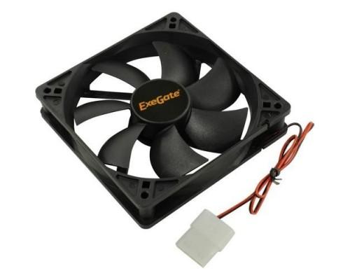 Exegate EX283394RUS Вентилятор ExeGate EX12025SM, 120x120x25 мм, подшипник скольжения, Molex, 1200RPM, 19dBA