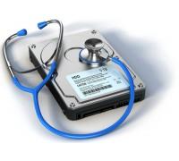Восстановление данных с носителя за каждые 100 Гб