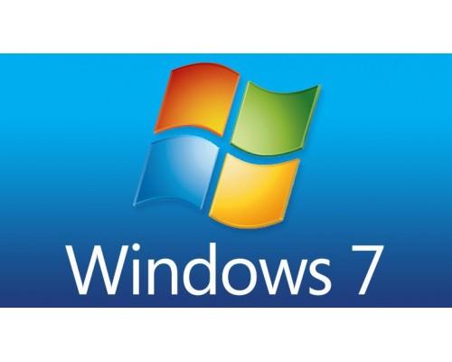 Установка Windows 7, Виндовс 7